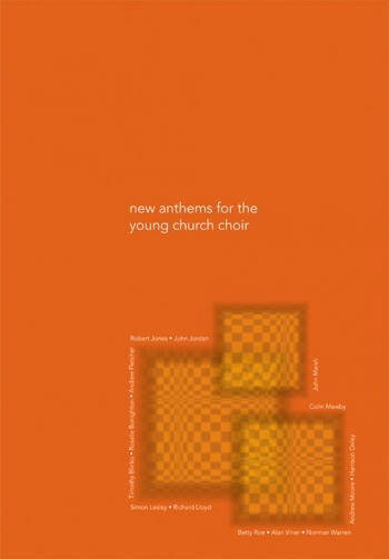 New Anthems For The Young Church Choir
