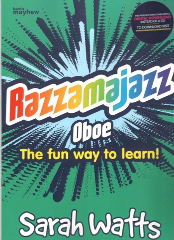 Razzamajazz: Oboe  & Piano  Book & Cd