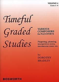 Tuneful Graded Studies: Book 4: Piano
