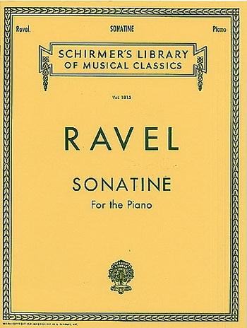 Sonatine: Lb1815: Piano (Schirmer Ed)