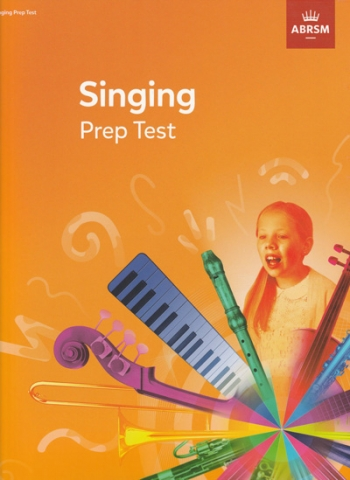 ABRSM Prep Test For Singing