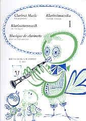 Clarinet Music For Beginners: Book 1: Clarinet & Piano