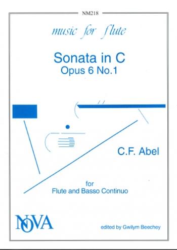 Sonata In C: Op.6/1: Flute & Piano (Hunt)