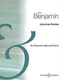 Jamaican Rumba: Clarinet & Piano (Boosey & Hawkes)