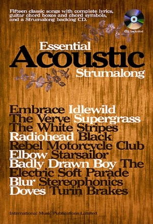 Essential Acoustic Strumalong: Guitar: Bk &Cd
