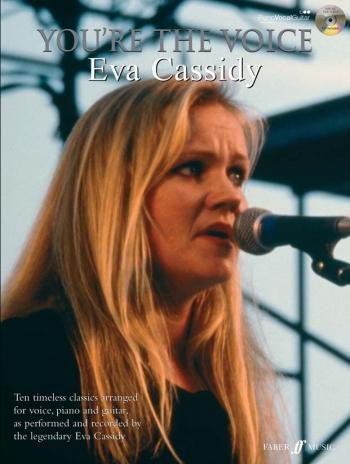 Youre The Voice: Eva Cassidy: Piano Vocal Guitar: Bk&cd