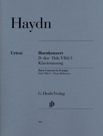Concerto D Major: French Horn