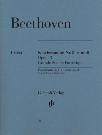 Piano Sonata C Minor Op.13: Piano (Henle)