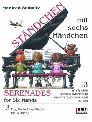 Serenades For Six Hands