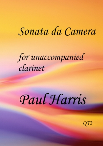 Sonata De Camera: Clarinet (Paul Harris)