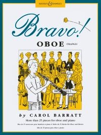 Bravo Oboe and Piano (Barratt)