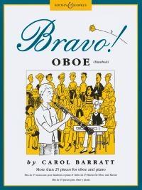 Bravo Oboe and Piano (Barratt)