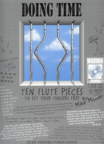 Doing Time: Flute Book & CD