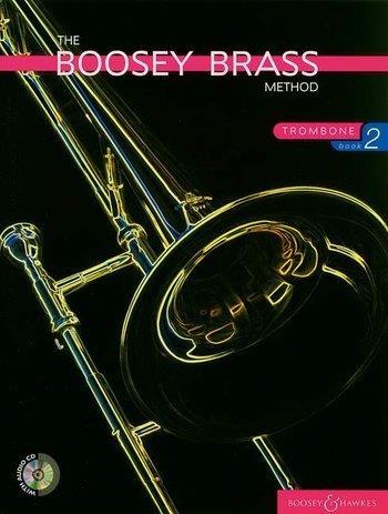 Boosey Brass Method: 2: Trombone: Bk&cd
