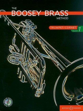 Boosey Brass Method: 1: Trumpet: Bk&cd