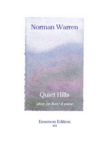 Quiet Hills Flute  (Emerson)