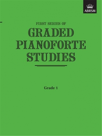 Graded Pianoforte Studies: 1st Series: Book 1 (ABRSM)