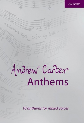 Andrew Carter Anthems: Vocal: Satb