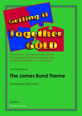 Gettin It Together: James Bond Theme: Mixed Ensemble Score & Parts