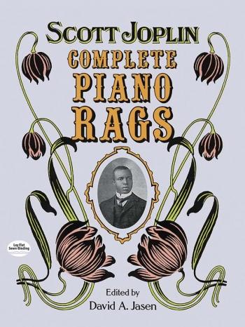 Scott Joplin Complete Piano Rags (Dover Ed)