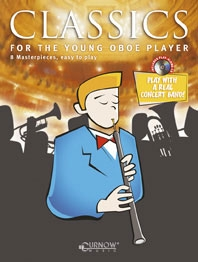 Classics For The Young Oboe Player Book & CD