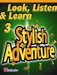 Look Listen & Learn 3 Stylish Adventure Oboe (sparke)