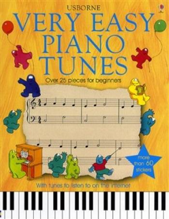 Usborne Very Easy Piano Tunes
