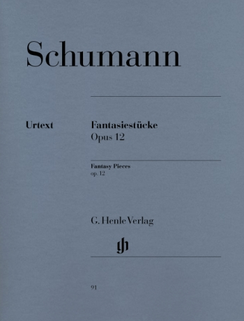 Fantasiestucke: Op.12: Piano  (Henle Ed)