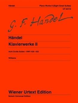 Klavierwerke: Eight Great Suites: Piano (Wiener Urtext)