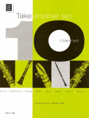 Take Another Ten: Clarinet & Piano (James Rae)