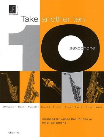 Take Another Ten Saxophone: Alto or Tenor Saxophone & Piano