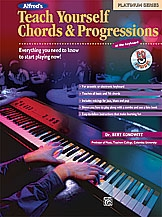 Teach Yourself Chords & Progressions For The Keyboard Book & Cd