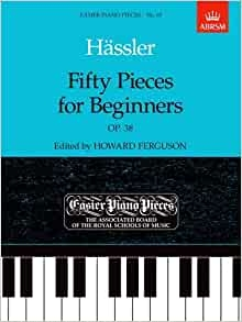 50 Pieces For Beginners: Epp65 (Easier Piano Pieces) (ABRSM)