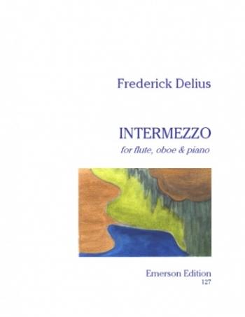 Intermezzo Oboe & Piano  (Emerson)