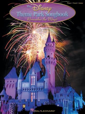 Disney Theme Park Songbook: Piano Vocal Guitar