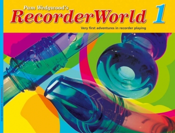 Recorder World Book 1: Pupils Book