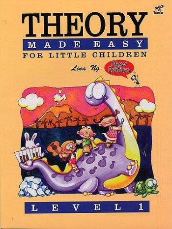 Theory Made Easy For Little Children: Level 1 (NG)