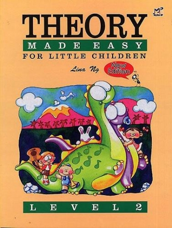 Theory Made Easy For Little Children: Level 2 (NG)