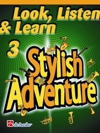 Look Listen & Learn 3 Stylish Adventure Euphonium Bass Clef (sparke)