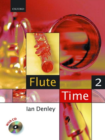 Flute Time: Book 2: Book & CD (Denley)