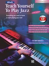 Teach Yourself To Play Jazz: Keyboard:  Bk&cd