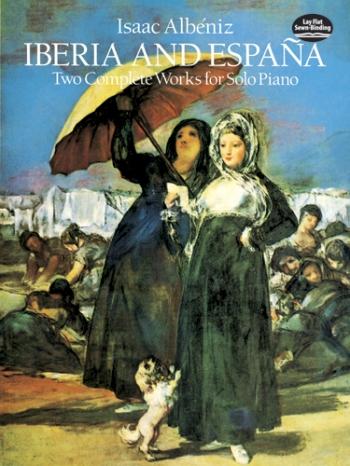 Iberia and Espana: Piano (Dover)