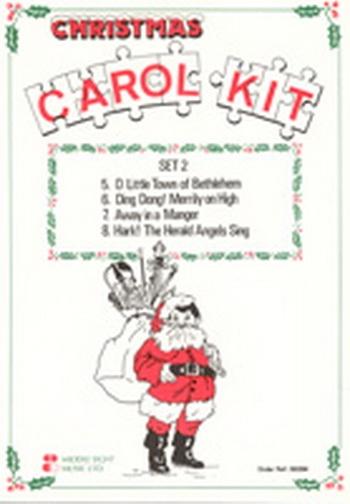 Christmas Carol Kit: Set 2: Score And Parts