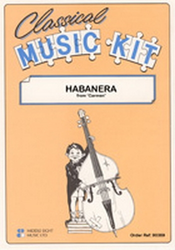 Classical Music Kit: Bizet: Habanera: Score & Parts