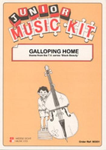 Junior Music Kit: King: Galloping Home:  Score & Parts