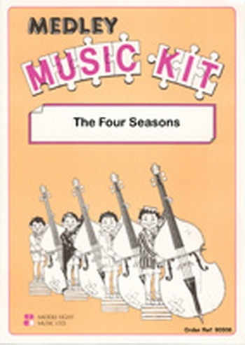 Medley Music Kit: Vivaldi: 4 Seasons: Score & Parts