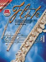Progressive Flute: Book 1 Book & CD (Gelling)