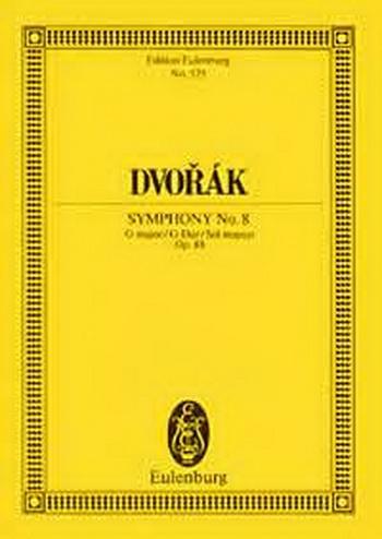Symphony No.8: G Major: Op88: Miniature Score