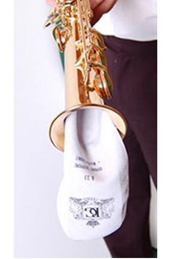 BG A33 Straight Soprano Saxophone Body Swab