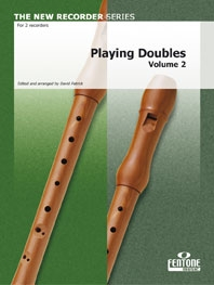 Playing Doubles: 2: Recorder Duets